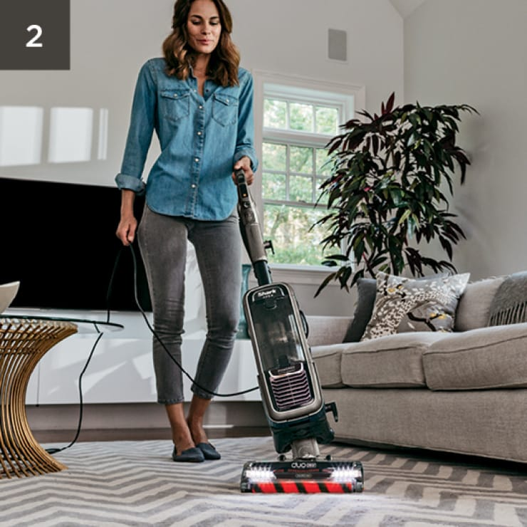 Upright Vacuum Shark 174 Apex 174 Duoclean 174 With Zero M Vacuum